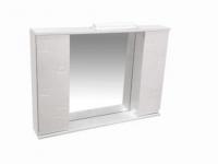 Зеркало для ванной комнаты. Модель Космо
